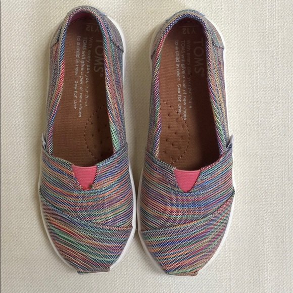 Toms Other - BRAND NEW Multicolor Classic TOMS